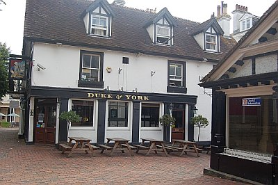 The Duke Tunbridge Wells by James the chimney sweep