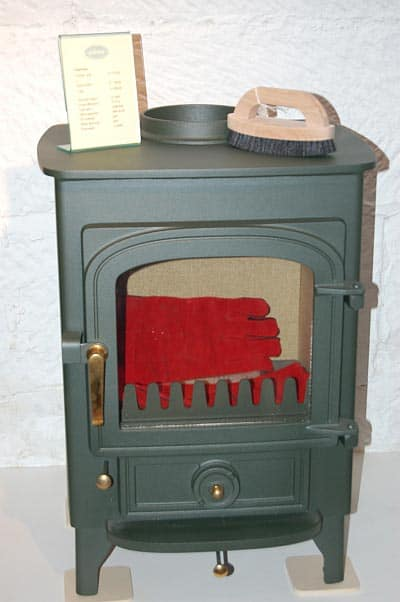 Fireplace by James the Sweep of Uckfield